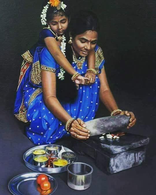 ఇది పెయింట్ అంటే మీరు నమమగలరా..? ఇంత అద్భుతమైన పెయింటింగ్ వేసిన కళాకారుడికి ఒక లైక్ వేసుకోండి🙏🙏👏👏