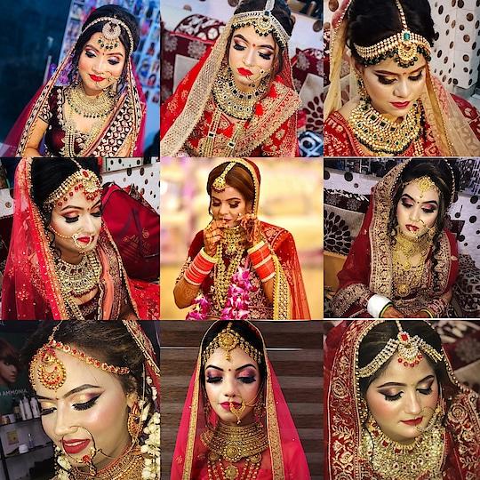 #bridesof2020 #indianbride #makeupartist