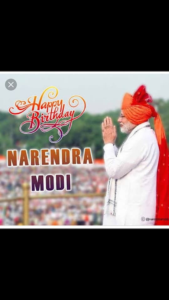 #happy birthday Modi ji#