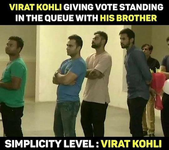 #greatboys #humanity #simplicity #love #fan #viratkohli
