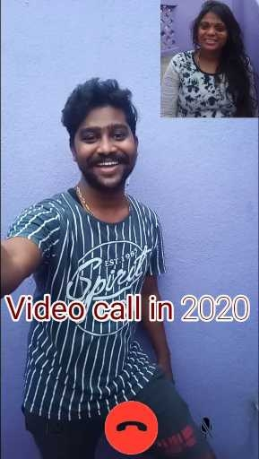 #videocall 2020vs 1960